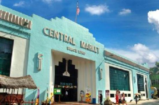 Malaysia Tourist Places To Visit Central Market